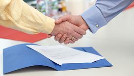 Abbildung Tarifvertrag